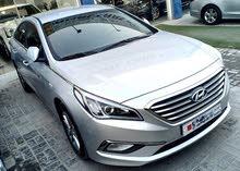 Hyundai sonata 2.0  Model 2017