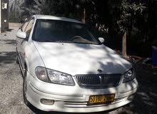+200,000 km Nissan Sunny 2000 for sale