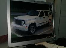 شاشة كمبيوتر HP 17 للبيع