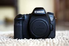 Canon 6D Full Fream Camra - body  and  acsess