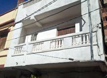 منزل في دويرة طابقين مساحتة 57 م² واجهته 6م villa a douira R+2 de superficie 57