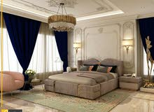 غرفة المعيشة في بيتك لازم تكون مريحة وعملية..