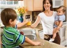 متوفر لدينا عاملات نظافة باليوم وبالشهر من جميع االجنسياا ت متوفر مصريين واجانب