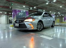 Toyota Camry 2015 For sale - Grey color