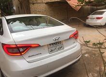 Hyundai Sonata in Karbala