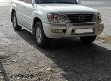 Lexus LX for sale in Al Ain