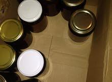 أعلن عن توفر كمية من عسل جبلي حر ذو جودة عالية. الكمية محدودة.