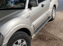 km Mitsubishi Pajero 2004 for sale