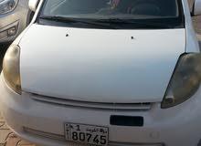 Used condition Daihatsu Sirion 2008 with +200,000 km mileage