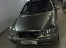 Mercedes Benz C 230 made in 2002 for sale