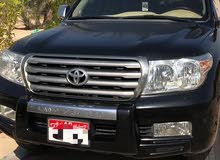 For sale Toyota Land Cruiser car in Abu Dhabi
