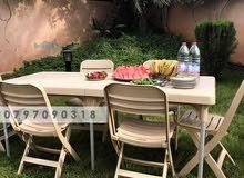 للعزايم والجمعات والرحلات : طاولة توب العملية