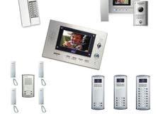 intercom and video Door phone
