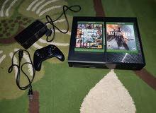 Xbox one للبيع او المراوس نضيف كلش