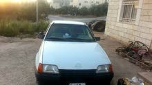 White Opel Kadett 1988 for sale