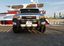 Toyota FJ Grusier 2013 VXR GCC Car #1Top
