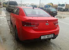 Automatic Red Kia 2011 for sale