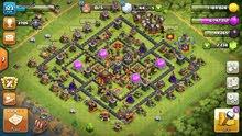 clash of clans level 10
