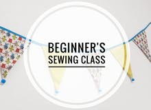 Stitching classes