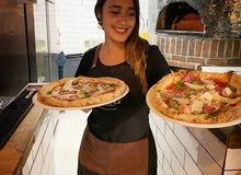 متوفر لدينا من المغرب نادلين و نادلات و معلمين بيتزا و فطاير