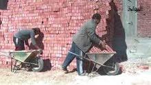 خدمة نقل وحمل مواد البناء والعفش والأثاث المنزلي
