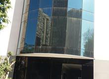 مبنى ادارى للإيجار في المعادي