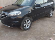Gasoline Fuel/Power   Renault Koleos 2013