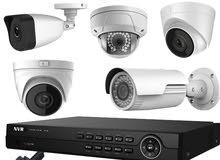 صيانة وتركيب الدش وكاميرات المراقبة والتركيبات الكهربائية المنزلية