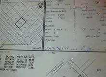 للبيع ارض سكينه مخطط الساحل ولاية قريات بمساحه 671متر مربع بمبلغ7000ريال عماني