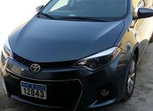 Toyota Corolla car for sale 2014 in Rustaq city