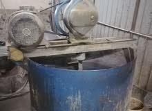مصنع أنترلوك للبيع بكامل معداته بولاية عبري صناعية الحومانية مساخة الارض 530م