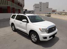 Toyota Sequoia 2013 (White)