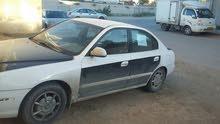 Gasoline Fuel/Power   Hyundai Avante 2002