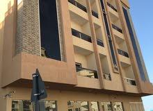 امتلك بناية جديدة بمنطقة الجرف في عجمان تشطيب سوبر ديلوكس