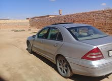 Mercedes Benz C 240 2002 For Sale