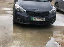 Renting Kia cars, Cerato 2016 for rent in Amman city