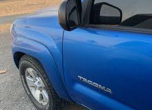 مطلوب سكراب سيارة تاكوما قطع غيار