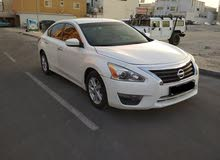 Nissan Altima 2013 (White)