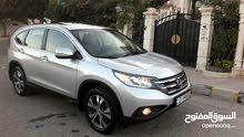هوندا CRV موديل 2012 فل كامل بحالة الوكالة وبسعر مميز