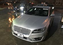 Lincoln MKZ car for sale 2017 in Amman city