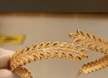 مطلوب عمال خبرة في صياغة وانتاج المجوهرات الذهبية والفضية