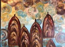 لوحة حائط.،