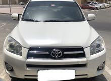 Toyota RAV4 ,GCC,2012, 2nd option, 4wd , cruise control