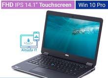 DELL Latitude E7440 Touchscreen Laptop Intel Dual Core i7 6GB RAM  500 HARD HDMI Windows 10 Pro