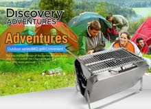Discovery adventure Portable Charcoal Barbecue BBQ - FIR551