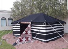 """خيمة """" بيت شعر"""""""