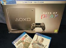 PS4 Limited Edition 1TB