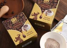 قهوة صحية باور للرجال من بوش ريفار