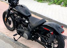 Harley Davidson Street Bob 2020- USA import