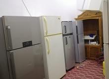 للبيع ثلاجات احجام مختلفه واسعار مختلفه 800لتر عدد2و370لترعدد2و70لتر عدد1